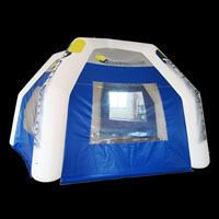 White inflatable advertising tent[GT072]