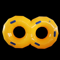 Double ring inflatable swimming ring[GW121]