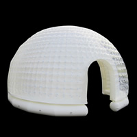 White Semi-circle Inflatable TentGT074