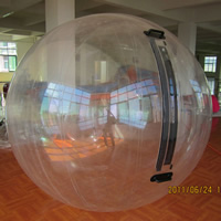 Transparent Inflatable PVC/TPU Water BallGW104