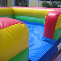 inflatable water slide clearanceGI102