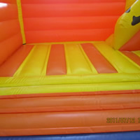 Giraffe inflatable bouncer combinationGB486