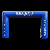 Heros inflatable archGA023