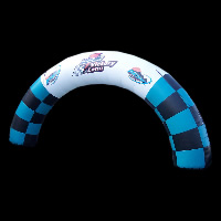Victory lane inflatable archGA050