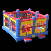 small bouncy houseGB408