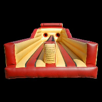 double track inflatable sportGH038